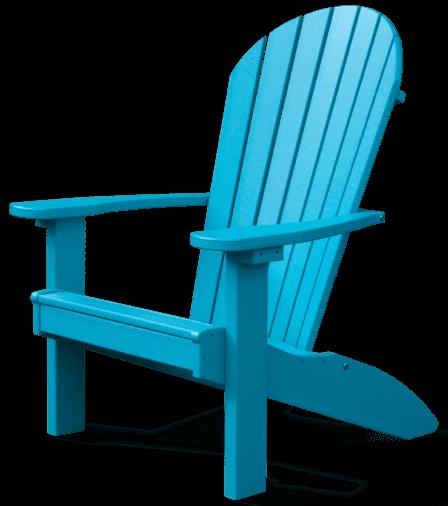 EZ Poly Adirondack Chair