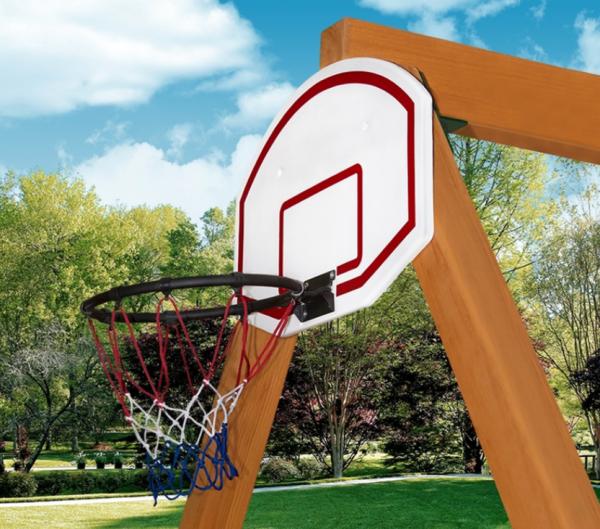 Gorilla Playsets Basketball Hoop Set
