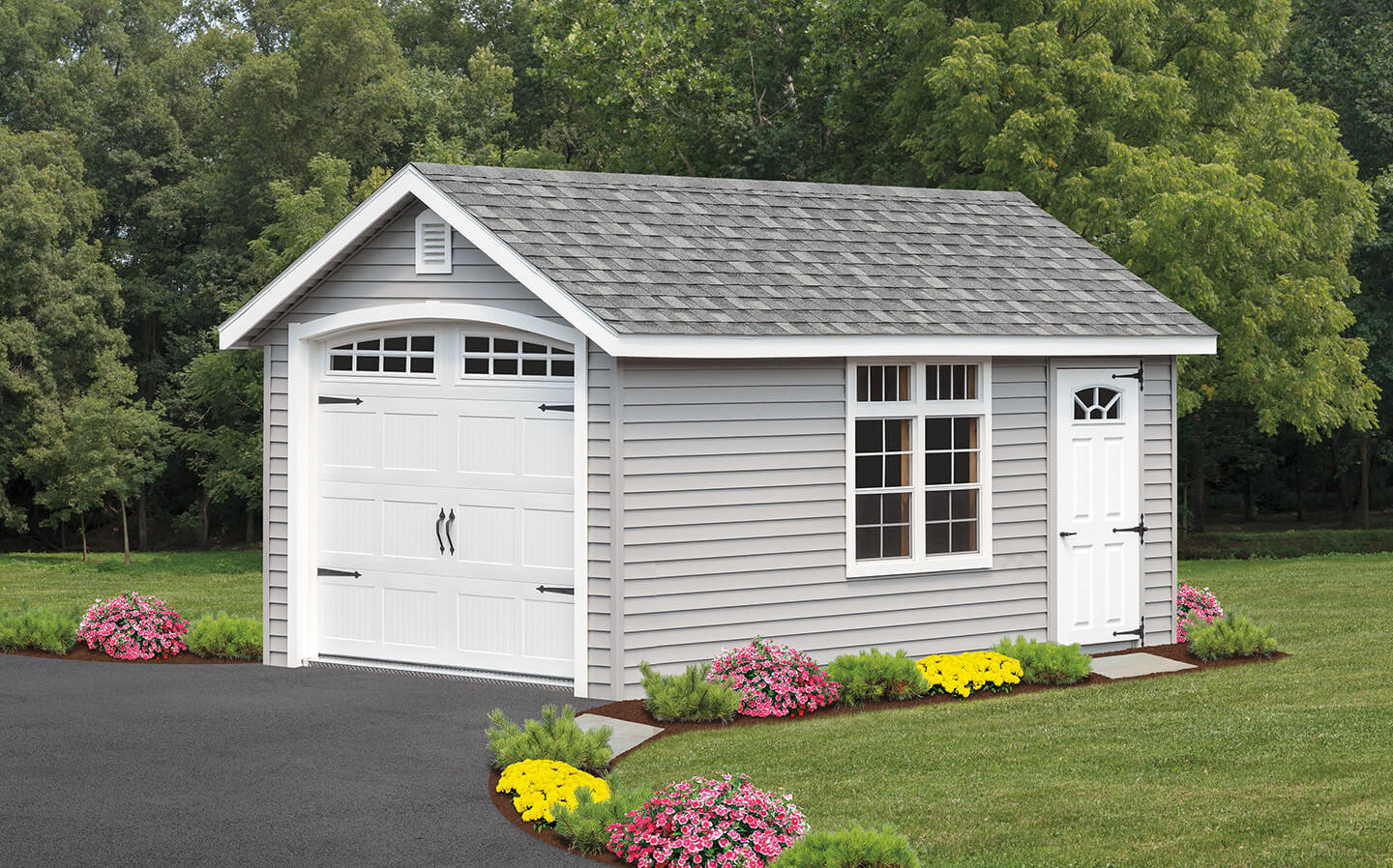 10 by 18 garage in Long Island NY.