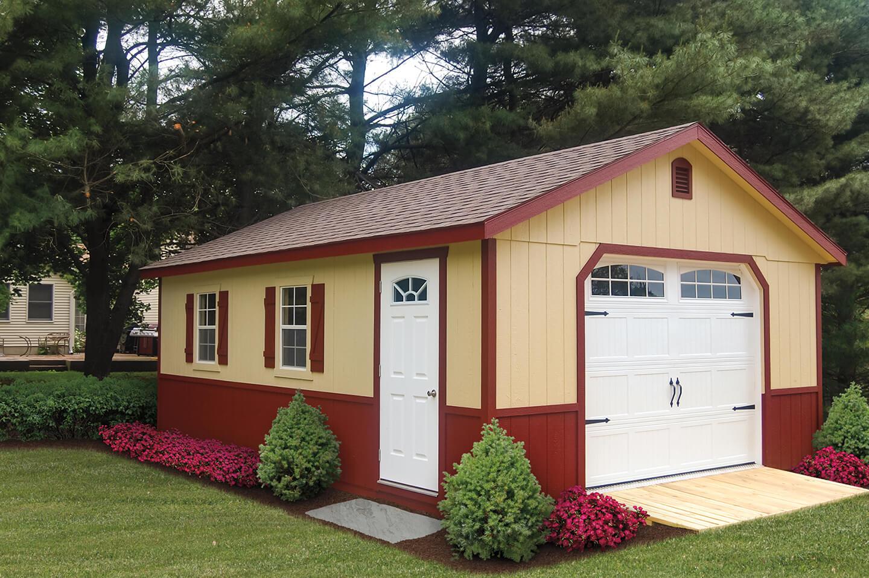 single-story-garage